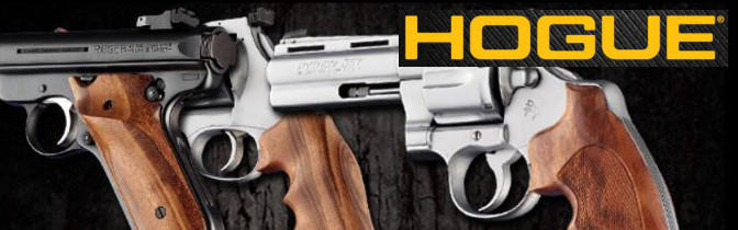 MacTec Targeting Solutions : Hogue Grips